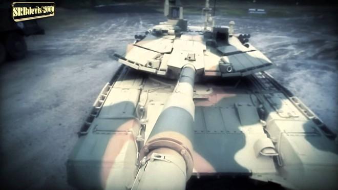 Đại tá Việt Nam: Sức mạnh hỏa lực của những xe tăng mới, hiện đại! - Ảnh 5.