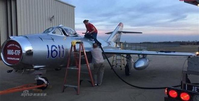 Mỹ vừa phục chế thành công chiếc tiêm kích MiG-17 huyền thoại trong Không quân Việt Nam, một quyết định khá bất ngờ nhưng hoàn toàn dễ hiểu.