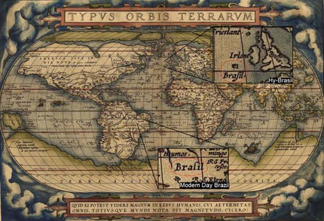 Bí mật rùng rợn tạiđảo ma nằm giữa Đại Tây Dương - Ảnh 1.