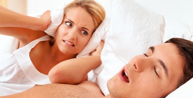 Ngủ ngáy và căn bệnh ẩn sau đó khiến bạn lo sợ
