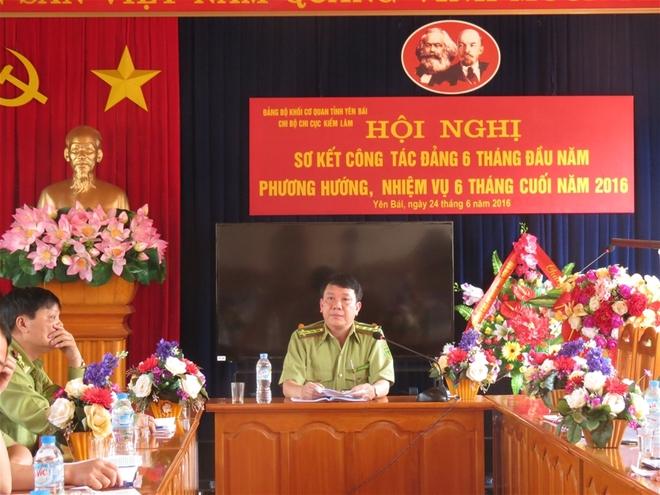 Chân dung nghi phạm bắn Bí thư và Chủ tịch HĐND tỉnh Yên Bái - Ảnh 1.