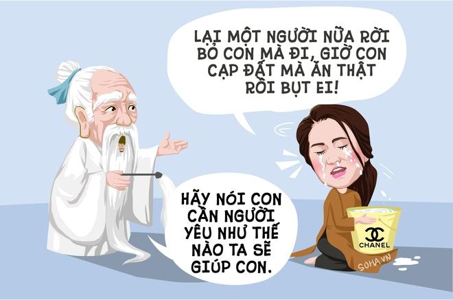 Tôn Ngộ Không đã giúp Ngọc Trinh tìm đại gia bằng cách nào? - Ảnh 3.