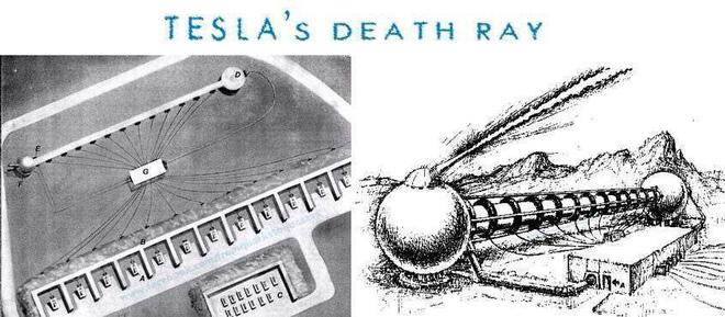 Siêu vũ khí Tia tử thần: Giấc mộng không thành của Nikola Tesla - Ảnh 3.