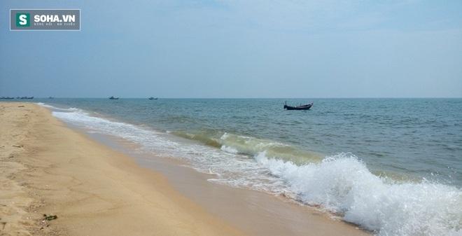 Vệt nước màu đỏ dài 1,5km ở Quảng Bình đã biến mất