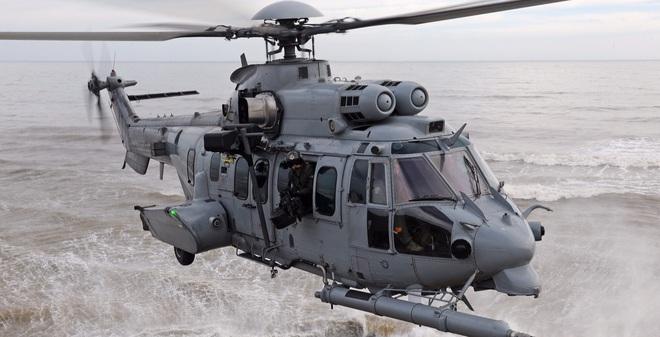 """Cấu hình nâng cấp """"khủng"""" có thể áp dụng cho trực thăng EC-225 VN"""