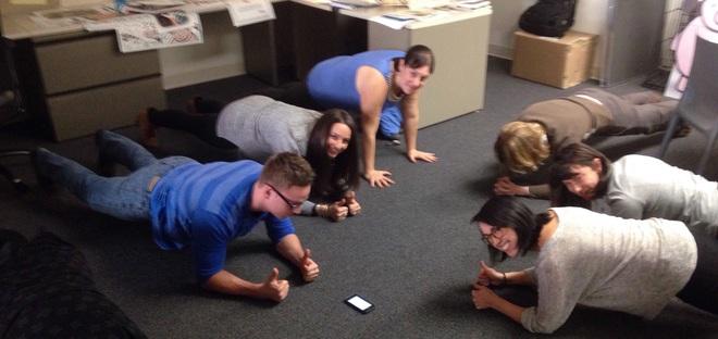 Bí mật về Plank, bài tập đang sôi sục từ phòng gym tới công sở - Ảnh 25.