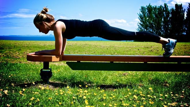 Bí mật về Plank, bài tập đang sôi sục từ phòng gym tới công sở - Ảnh 4.