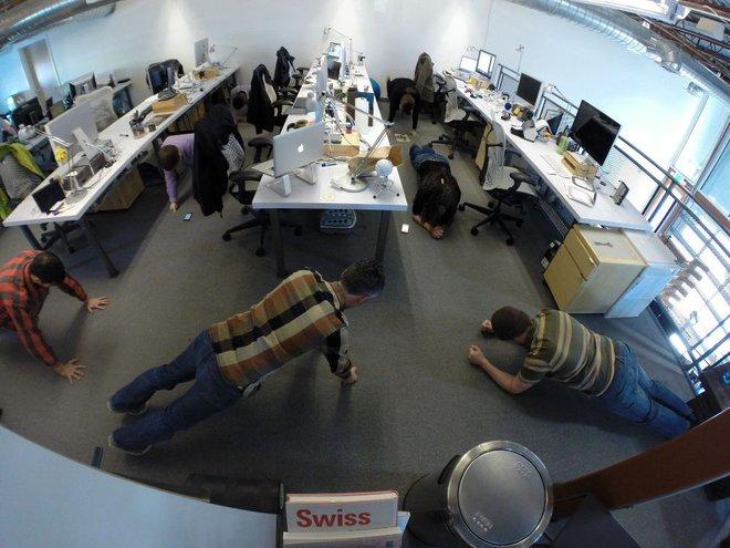 Bí mật về Plank, bài tập đang sôi sục từ phòng gym tới công sở - Ảnh 26.