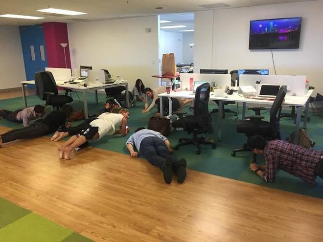 Bí mật về Plank, bài tập đang sôi sục từ phòng gym tới công sở - Ảnh 23.