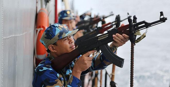 Lữ đoàn 171: vượt sóng, thắng gió, bắn giỏi