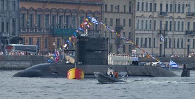 Mỹ: Chương trình tàu ngầm Kalina sẽ chết yểu như Lada
