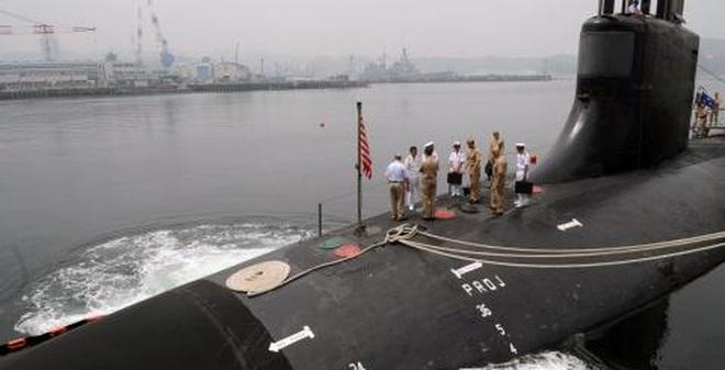 Vì sao Nga - Trung ớn lạnh tàu ngầm lớp Seawolf của Mỹ?
