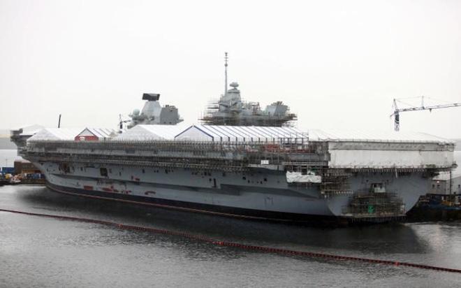 Đừng cười! Ít ra Nga vẫn có tàu sân bay - Ảnh 3.