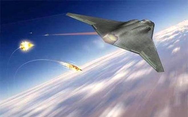 Cuộc đua sản xuất máy bay chiến đấu thế hệ 6