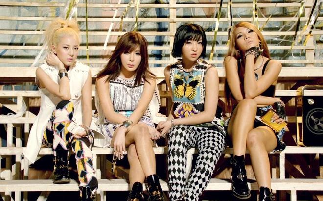 YG xác nhận 2NE1 chính thức tan rã