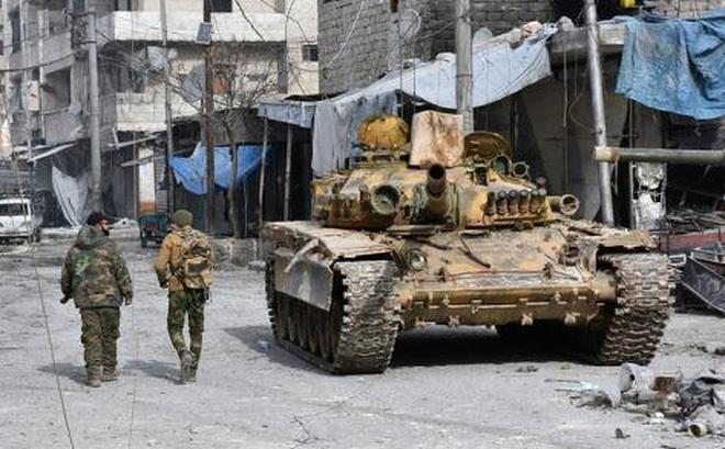 Hậu quả đáng sợ sau chiến thắng Aleppo