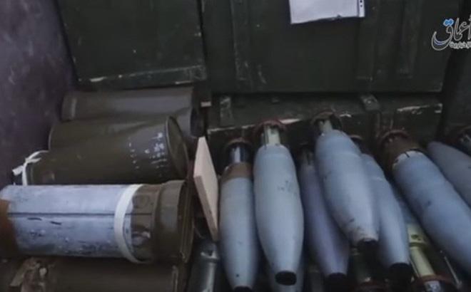 Mỹ mỉa mai vũ khí Nga bỏ lại Palmyra