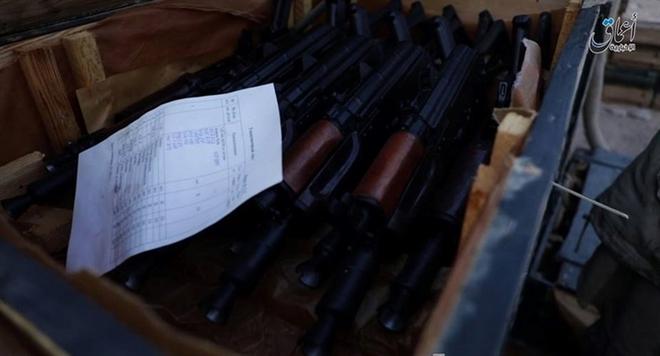 Mỹ mỉa mai vũ khí Nga bỏ lại Palmyra - Ảnh 3.