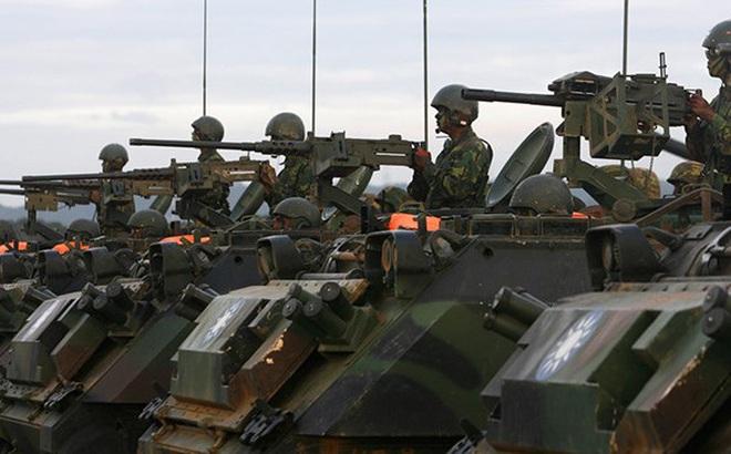 Thời báo Hoàn Cầu: Trung Quốc cần sẵn sàng sáp nhập Đài Loan bằng vũ lực