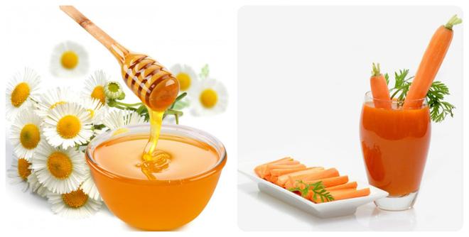 """""""Tạm biệt"""" ho có đờm vĩnh viễn với bài thuốc đặc trị từ cà rốt và mật ong - Ảnh 2."""