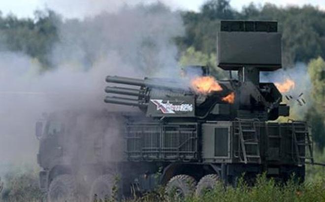 Nga đủ sức bắn rụng Tomahawk chỉ với hệ thống Pantsir-S1