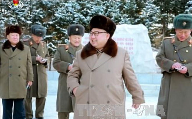 Triều Tiên quyết hoàn tất phát triển vũ khí hạt nhân trong năm 2017