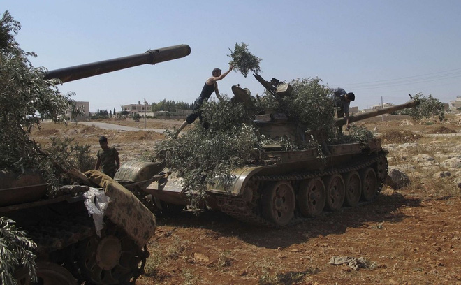 Những sát thủ bóng đêm của Không quân Syria: Tiết lộ bất ngờ - Ảnh 2.