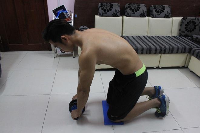 """""""Phát sốt"""" với dụng cụ thể thao giảm mỡ bụng thần tốc - Ảnh 2."""