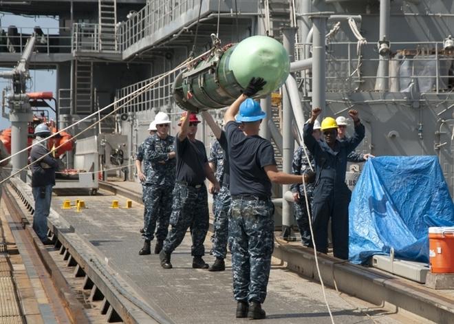 Trung Quốc giúp Mỹ tái sản xuất ngư lôi Mk-48 mới - Ảnh 3.