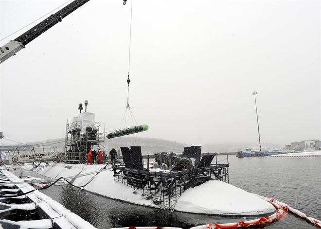 Trung Quốc giúp Mỹ tái sản xuất ngư lôi Mk-48 mới - Ảnh 4.
