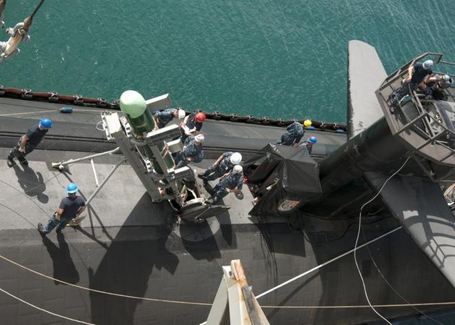 Trung Quốc giúp Mỹ tái sản xuất ngư lôi Mk-48 mới - Ảnh 5.