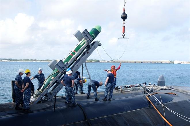Trung Quốc giúp Mỹ tái sản xuất ngư lôi Mk-48 mới - Ảnh 6.