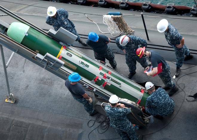 Trung Quốc giúp Mỹ tái sản xuất ngư lôi Mk-48 mới - Ảnh 7.