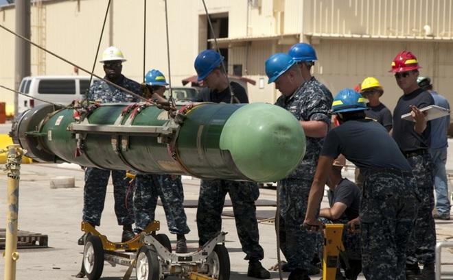 """Trung Quốc """"giúp"""" Mỹ tái sản xuất ngư lôi Mk-48 mới"""