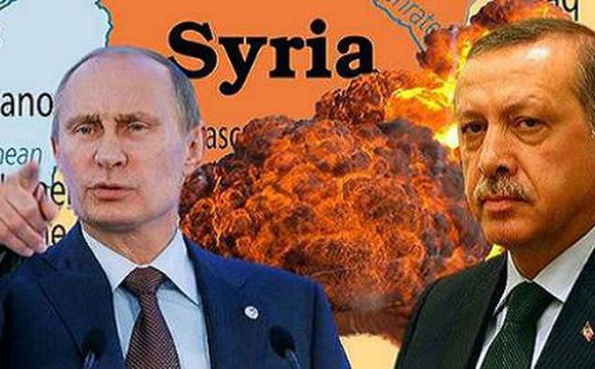 Nga - Syria ngừng bắn để tránh đối đầu với 100.000 quân đối lập?