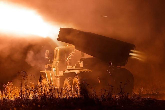 Lục quân Nga khoe hàng chủ lực  - Ảnh 11.