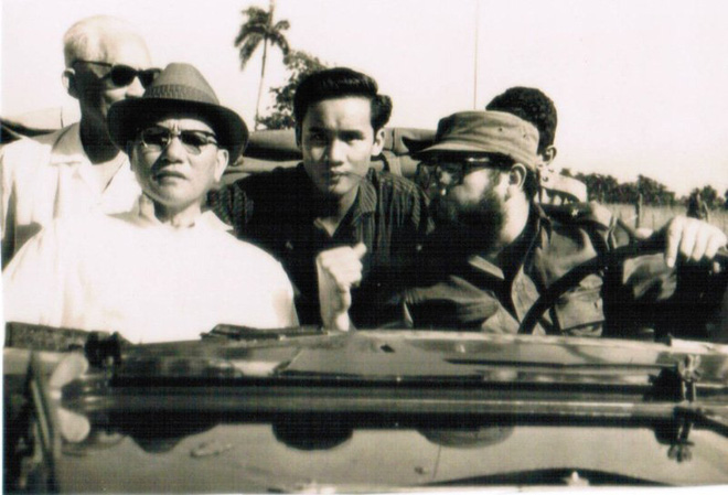 "Nghe ""con nuôi Fidel"" kể chuyện - Ảnh 2."