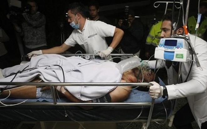 Tiết lộ bất ngờ vụ máy bay chở đội bóng Brazil rơi, 76 người thiệt mạng