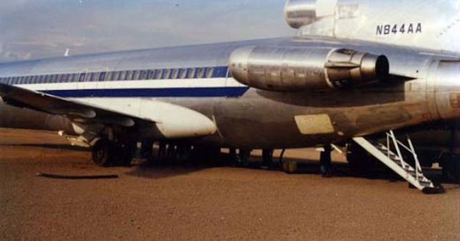Bí ẩn vụ trộm máy bay giữa ban ngày kinh điển trong lịch sử thế giới - Ảnh 3.