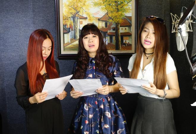 Huỳnh Mi cùng dàn nghệ sĩ nổi tiếng hát vì Miền Trung - Ảnh 4.