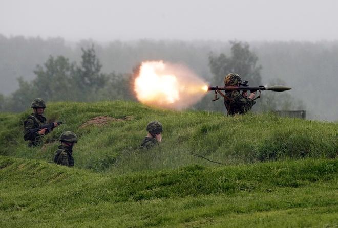 Lục quân Nga khoe hàng chủ lực  - Ảnh 4.