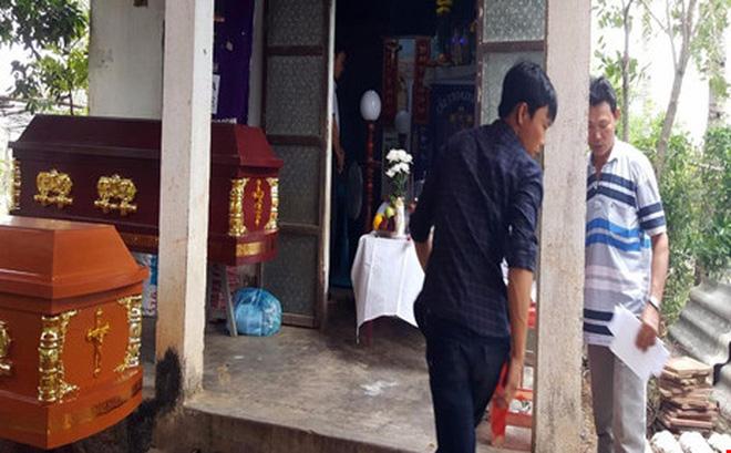 Ba bé bị chết đuối: Đau thấu trời xanh