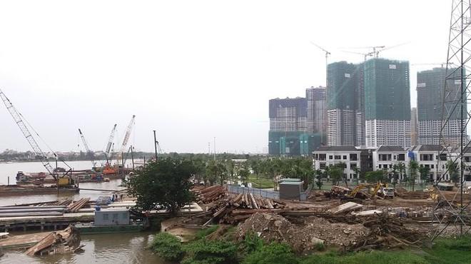 """[Ảnh] Toàn cảnh bất động sản khu Đông Sài Gòn sau giai đoạn tăng """"nóng"""" - Ảnh 5."""
