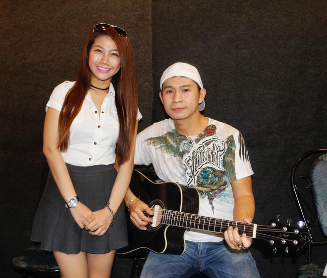 Huỳnh Mi cùng dàn nghệ sĩ nổi tiếng hát vì Miền Trung - Ảnh 6.