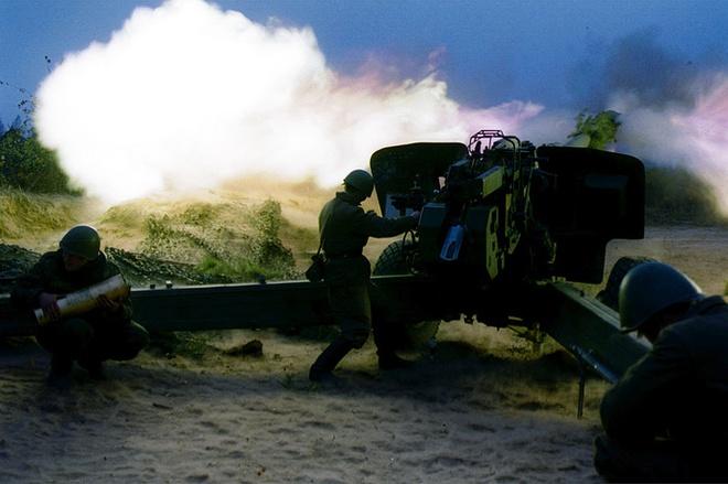 Lục quân Nga khoe hàng chủ lực  - Ảnh 7.
