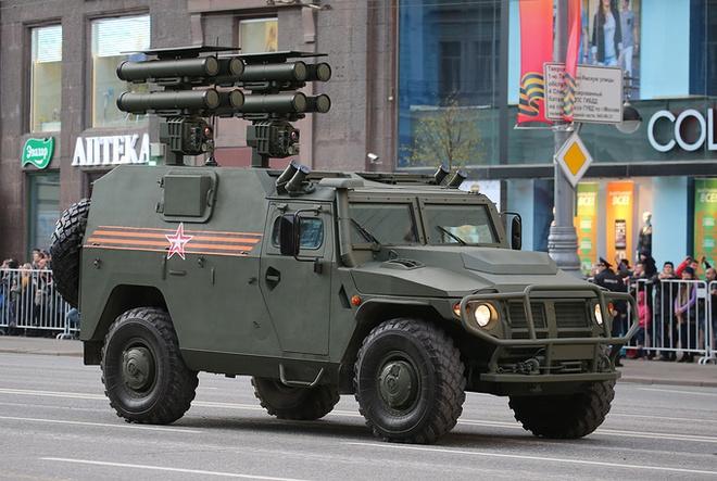 Lục quân Nga khoe hàng chủ lực  - Ảnh 8.
