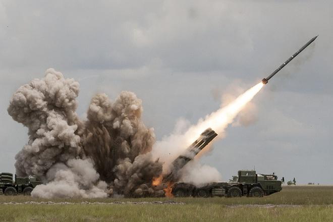 Lục quân Nga khoe hàng chủ lực  - Ảnh 9.