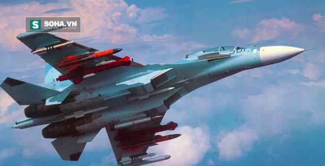 Su-30MK2 VN đã đưa tên lửa RVV-AE tối tân vào trực chiến