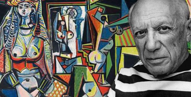 """Vì sao các bức tranh """"khó hiểu"""" của Picasso lại đắt nhất thế giới"""