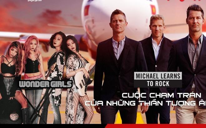 Wonder Girls bất ngờ biểu diễn ở Việt Nam